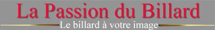 La Passion du-Billard - Valenciennes - Nord - Belgique - Distributeur de billards
