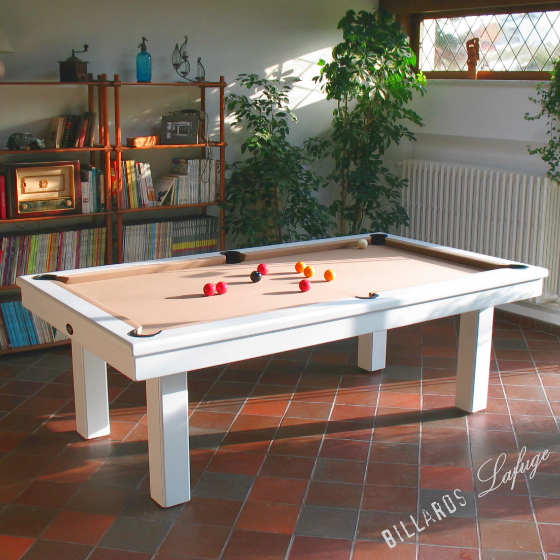 Pool Anglais Billards Lafuge