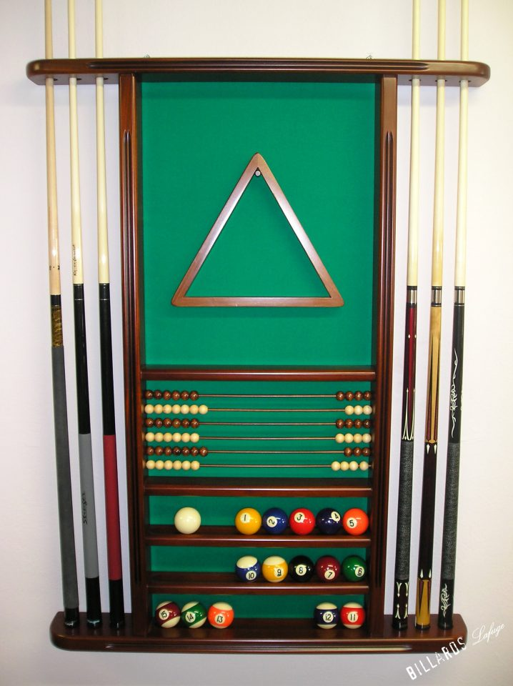 porte queues de billard muraux billards lafuge