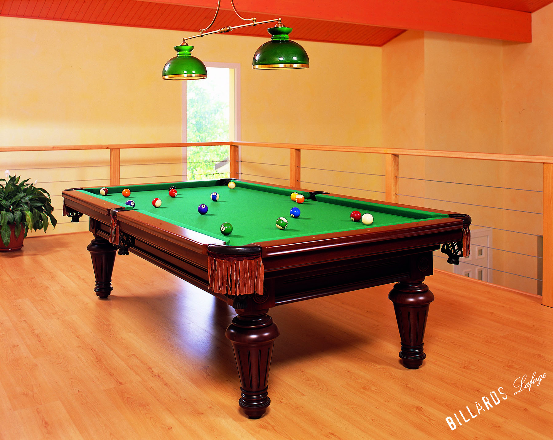 billard chambord en bois massif billards lafuge. Black Bedroom Furniture Sets. Home Design Ideas
