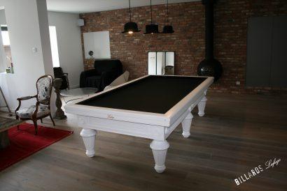 Billard Chambord – Billard-francais – 2m80 – Blanc