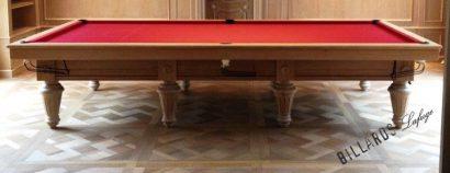 Billard Chambord Snooker chêne
