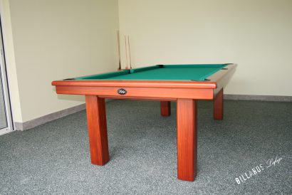 Billard Loft en mérisier – Pool anglais