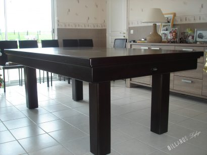 Billard Loft – Billard transformable en table