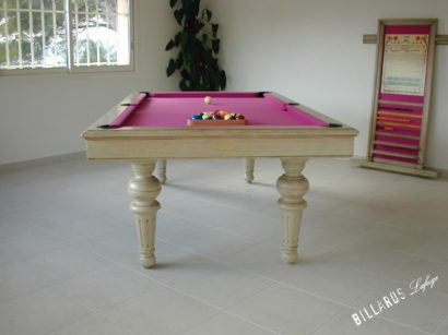 Billard traditionnel