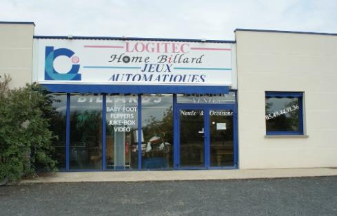 Logitec - Home Billard - Poitiers