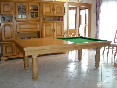 Billard table à manger