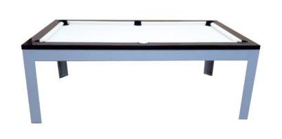 Table de billard convertible style industriel